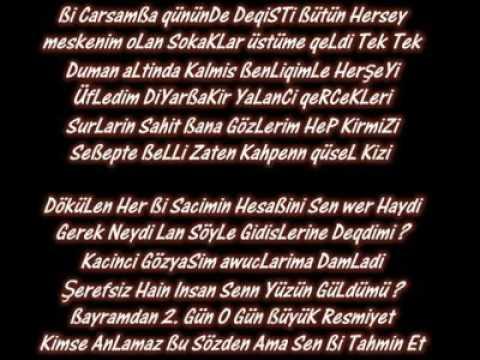 Efecan   Söyle Diyarbakır ! 2017
