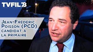 Politique : Jean-Frédéric Poisson (PCD) candidat à la primaire