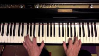 Tutorial Piano y Voz I Started A Joke (The Bee Gees)