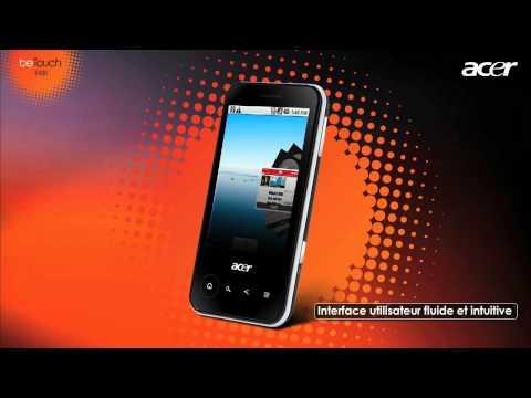 Présentation Acer Be touch E400