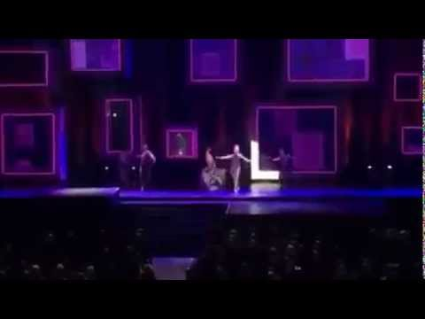 Maddie Dances to Chandelier | The Dance Moms Girls Perform 'Titanium' Sia At The Astra Awards