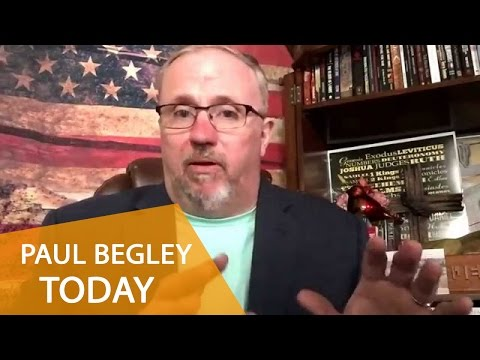 Paul Begley Today - Top News in the Bible Prophecy: ISIS, Japan Volcano, Jerusalem (August 2015)