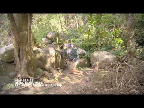 Dual Survival - Meet Cody Lundin | Promo