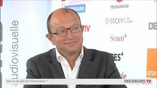 Colloque NPA-Le Figaro : Frédéric Daruty, PRISMA MEDIA