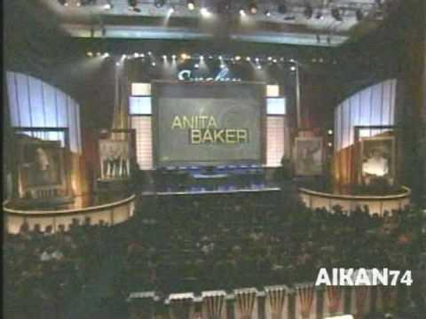 ANITA BAKER LIVE - MORE LOVE - 2008