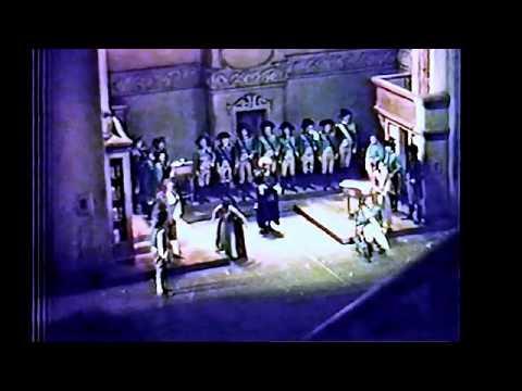 Barbier von Sevilla Cuts Auschnitte - Rossini - German - Live - KS William Murray,