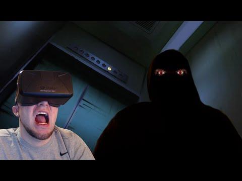 FLOOR 13! | OCULUS Horror | Elevator Horror
