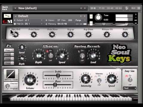 neo soul keys kontakt