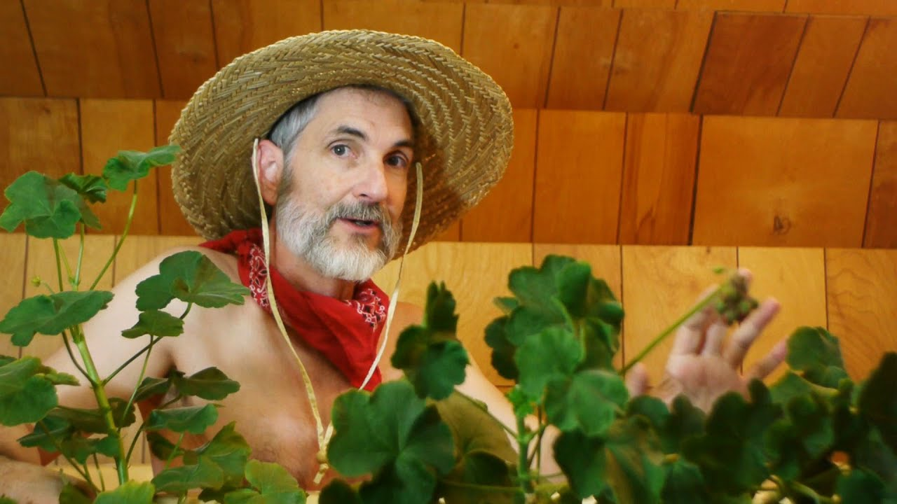 Paul\'s Tub Talk: World Naked Gardening Day - May 2 - YouTube