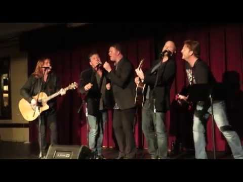 Lovers In A Dangerous Time, Alan Doyle, Greg Gill, Kirk Penney, Ken Fowler Jam Band, Bella Vista