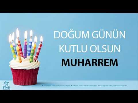 İyi ki Doğdun MUHARREM - İsme Özel Doğum Günü Şarkısı