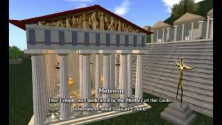 Virtual Olympia Tour