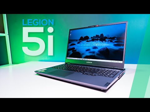 Lenovo Legion 5i Review - A Gaming Laptop That Doesn't Look Like One!