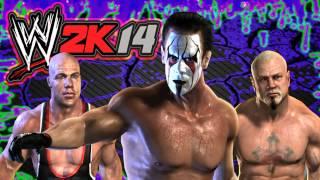 WWE 2K14 -  WWE VS TNA
