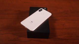 Xiaomi Мі 8 Білий Розпакування | Спеціальний Випуск