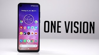 Definitiv ein Geheimtipp: Motorola One Vision Review (Deutsch) | SwagTab