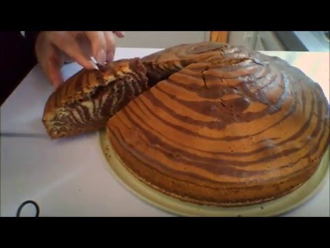 recette-gâteau-zébré-|-cooking-with-me
