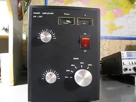 видео: КВ усилитель на ГК-71