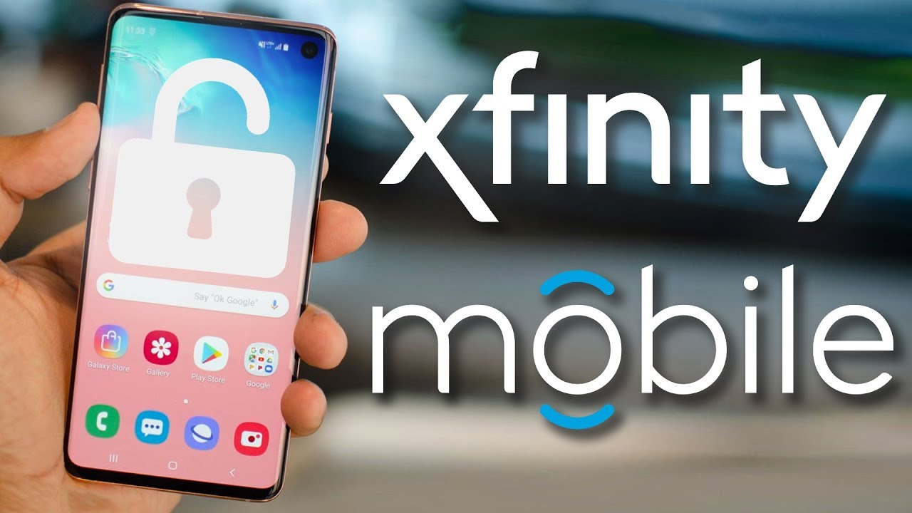 Unlock Xfinity Samsung Galaxy S10 Plus, S10 5G, S10E & S10 Permanently With  Code Instant