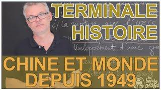 La Chine et le monde depuis 1949 - Histoire-Géo - Terminale - Les Bons Profs thumbnail
