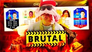 BRUTAL FUT DRAFT - FIFA 16 ULTIMATE TEAM