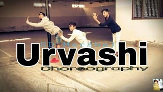 Urvashi Song Yo Yo Honey Singh || Shahid kapoor , Kiara  advani || Dance Choreography || SD Marshal