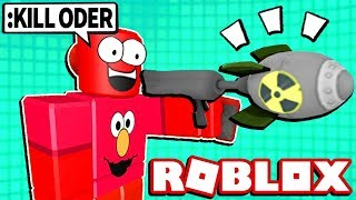elmo destroyed this roblox server...
