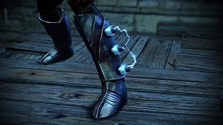Path of Exile: Lightning Boots