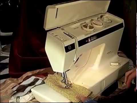 SINGER FUTURA 40 SEWING EMBROIDERY FOR SALE YouTube Mesmerizing How To Thread A Singer Futura Sewing Machine