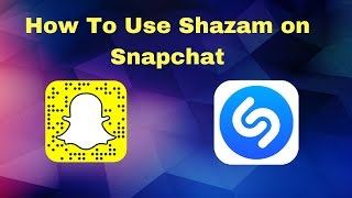 Download How to Use Shazam on Snapchat! Mp3 and Videos
