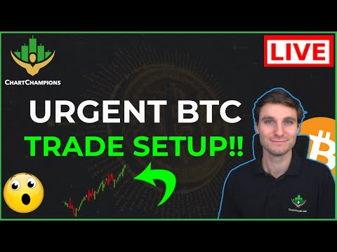 🚨 URGENT SHORT TO BITCOIN TRADERS!!📉 Bitcoin Technical Analysis.