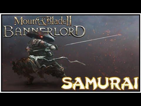 The Samurai Archers Fury  25  Mount & Blade II: Bannerlord Gameplay 1.6 (Tetsojjin)