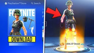 How To Get FREE SKINS in FORTNITE! - Fortnite EXCLUSIVE Twitch Prime Pack #2 (Trailblazer Outfit)
