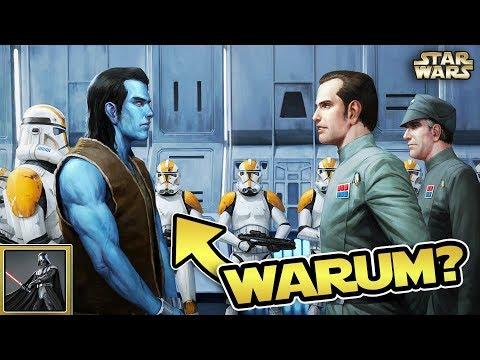 Star Wars: Warum schloss sich Thrawn dem Imperium an? [deutsch]