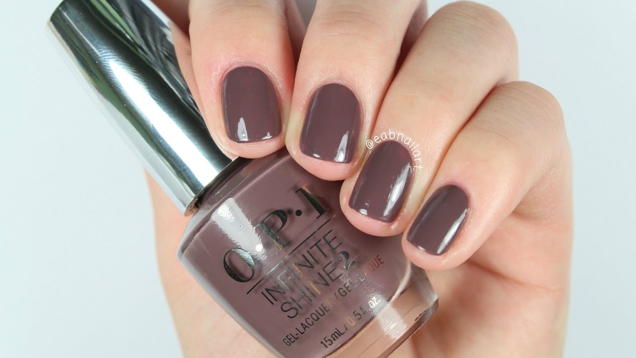 OPI Infinite Shine Review and Wear Test - YouTube