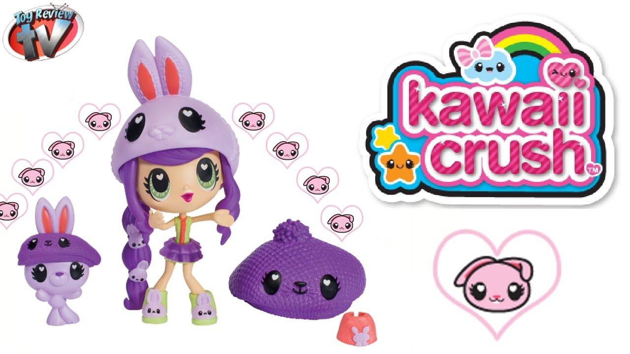 Kawaii Crush Sunny Amp Bunny Hop Hop Cuddly Pet Collection