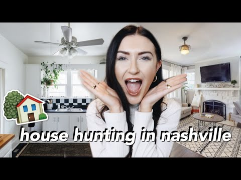 WE ARE HOUSE HUNTING!!!!: Budget, Our Dream House & Nashville    Sarah Belle