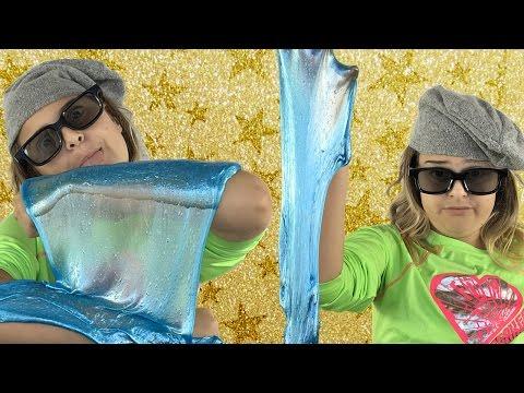 DIY Metallic Slime! How to Make the Best Metallic Slime at Home