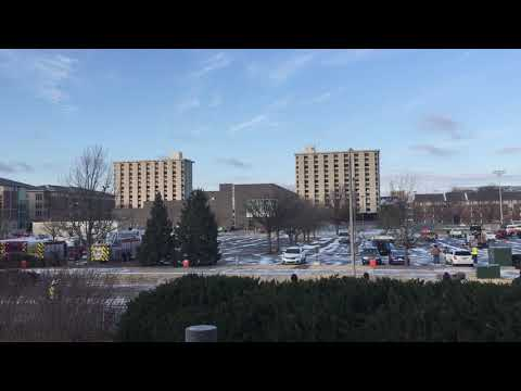 IMPLOSION - University of Nebraska - Lincoln - Cather and Pound Dormitories