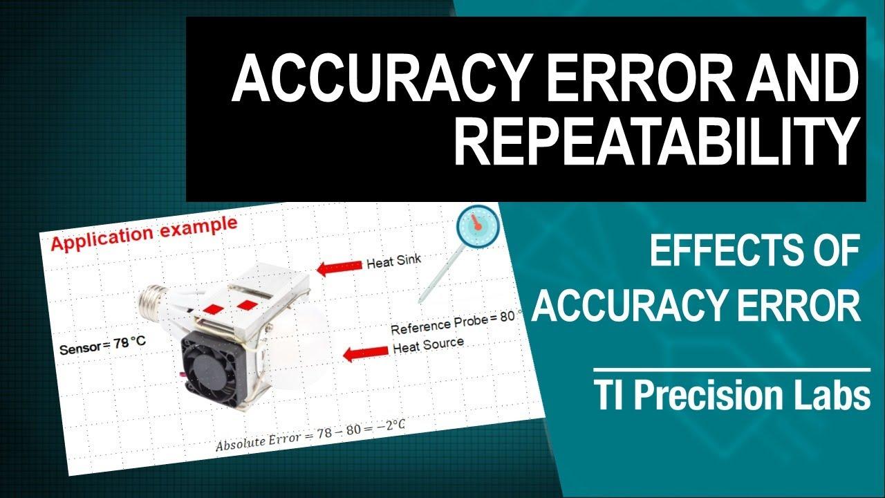 TI Precision Labs - Temperature Sensors: Sensitivity and Gain