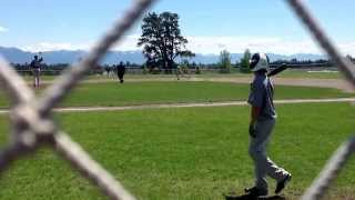 2013 All-Stars Brady Peiffer single brings Sam Elliott to 3rd