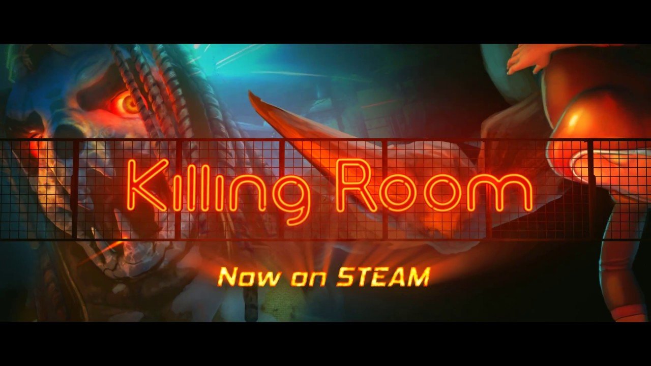 Killing Room  Trailer