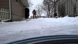 Snowstorm blankets Rockford