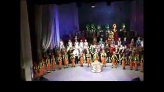 гимны к 55-летию Дворца им. Окунева, Н. Тагил, старый  гимн и кода