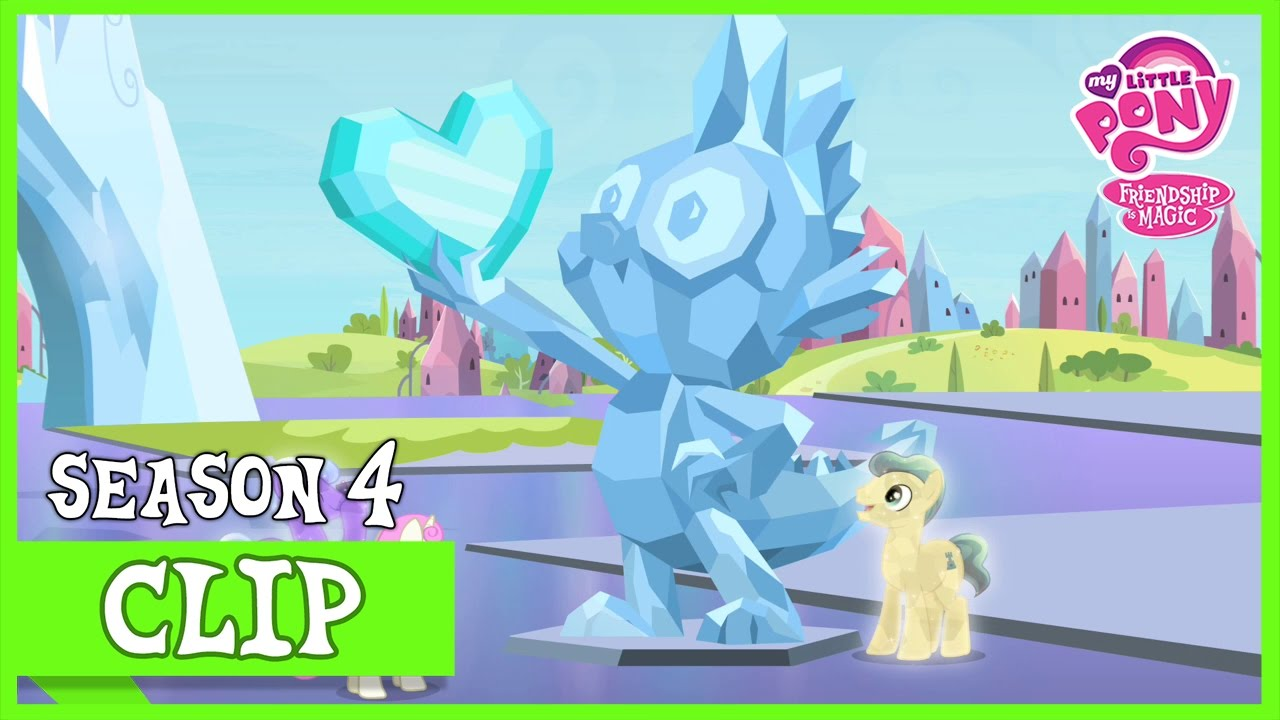 - Spike The Brave And Glorious (Equestria Games) MLP: FiM [HD