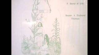 Susan & Richard Thomas - Great Waters Elegy - 1973 (Milwaukee,Wisconsin)