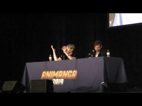 Animanga 2019 (Day 1) - Nanbaka Voice Actor Panel