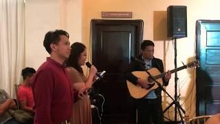 Tagpuan (Moira Dela Torre) Ken x Yuan Paolo@ Mike & Nikki's Wedding