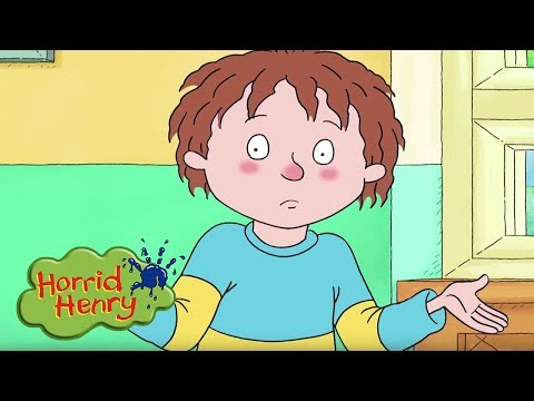 Horrid Henry - Henry Looks at Love | Cartoons For Children | Horrid Henry Episodes | HFFE