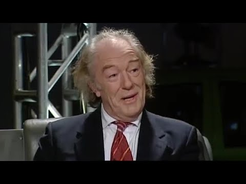 Famous! Michael Gambon gets a Test Track Corner named after him!  BBC